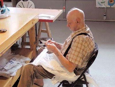 Latitude Artist Community: November 2010